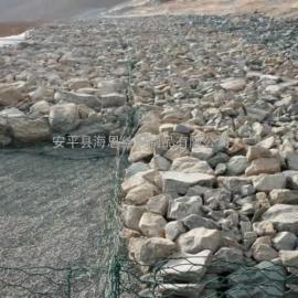 镀锌石笼网规格包塑石笼网价格重型六角网石笼网生产厂家
