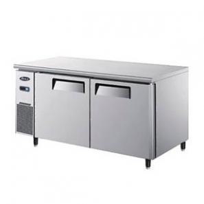 ATOSA阿托萨工程款 02平面操作台 风冷冷藏工作台