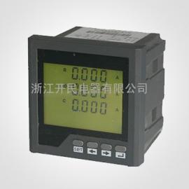 96三相液晶电流数显表|三相电流表|三相多功能仪表