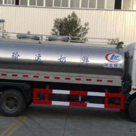 8吨牛奶罐车厂家报价