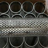 过滤器材 过滤网筒 滤芯 滤筒 无锡绿能丝网