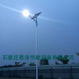 淄博农村太阳能路灯安装价格比较有优势选恩泽节能