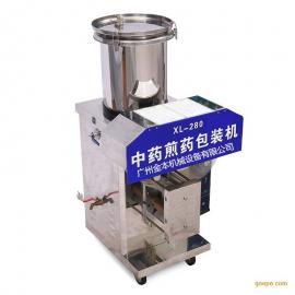 可调节时间温度包装容量的煎药包装一体机