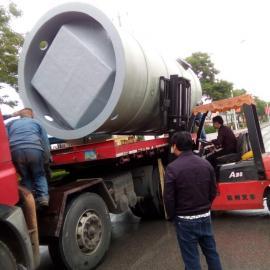 玻璃钢筒体一体化预制泵站厂家