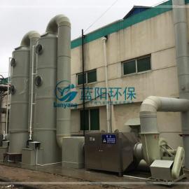 油漆房废气处理-常州油漆房废气处理厂家|蓝阳环保设备厂