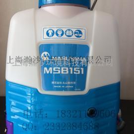 日本丸山充电式电动喷雾机MSBl51、充电式喷雾器