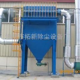 脉冲袋式除尘器 环保除尘设备 单机脉冲除尘器厂家