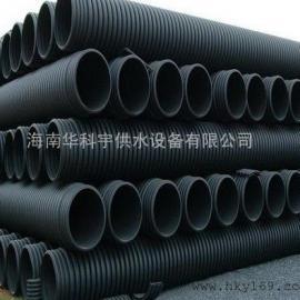 海南HDPE缠绕增强B型结构壁管