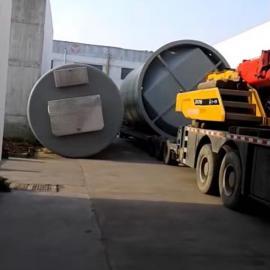 【新型】扬州GRP玻璃钢一体化预制泵站
