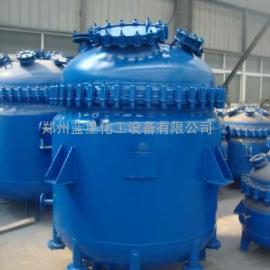 郑州优质电加热搪瓷反应釜、不锈钢反应釜厂家
