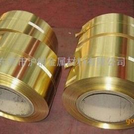 国标H65黄铜带,环保H65Y2黄铜带