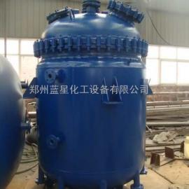 广东搪瓷电加热反应釜、不锈钢电加热反应釜厂家