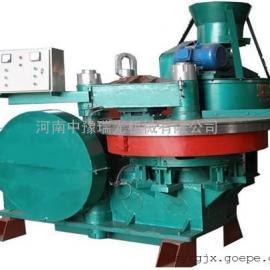 中豫瑞光200-8型免烧砖机的生产操作必须规范