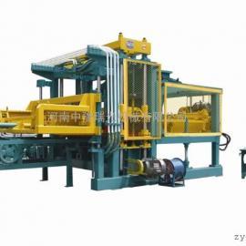 中豫瑞光水泥砌块机模具的具体处理方法
