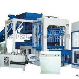 中豫瑞光水泥砌块机生产粉尘污染的解决