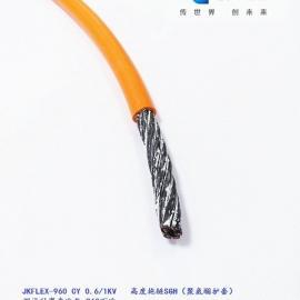 耐油型高柔性屏蔽控制电缆