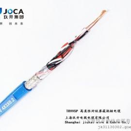 高柔性动力拖链电缆