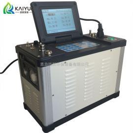 环境监测超低浓度排放自动烟尘烟气测试仪