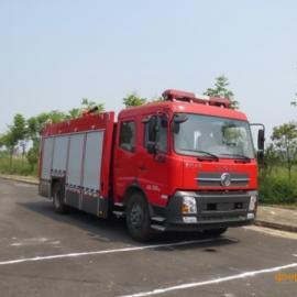 东风天锦国五6吨泡沫消防车