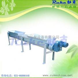 不锈钢污泥双螺旋压榨机