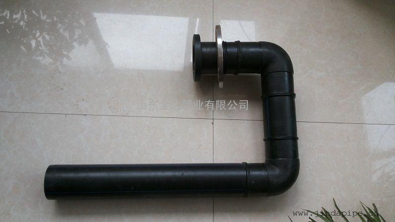 金达管业聚乙烯管-PE管,20-630