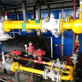 燃气减压撬装设备