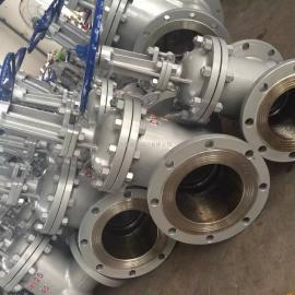 Z41H-100C 铸钢法兰闸阀DN65 DN80国标钢制闸阀