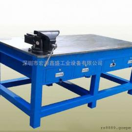 广州钢板工作台厂家
