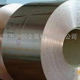 国标H62、H65镀镍黄铜带