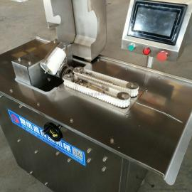 全自动单条香肠扎线机 烤肠红肠扎线机 香肠分节机