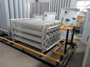 LNG卸车增压气化器