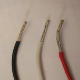 单芯氟塑料绝缘安装导线AF150℃直销标准价格0.2平方