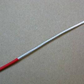 黑色氟塑料高温电子警察用导线AF200℃ 10平方厂家批发