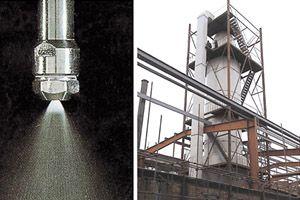 磷脂离心喷雾干燥机