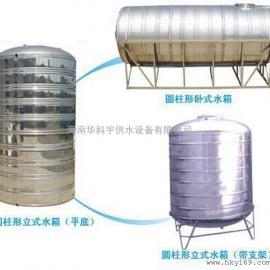 海口环保型圆形不锈钢水箱