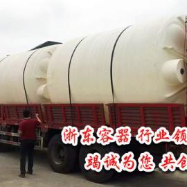 25吨塑料水塔规格尺寸