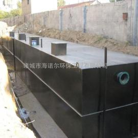 新农村生活污水集中处理达标一体化设备