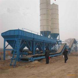 环保型拌合站设备 WBZ500稳定土拌和站 厂家报价