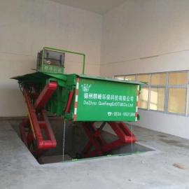 垃圾压缩设备 地埋式垃圾压缩设备