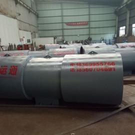 可逆双射流风机 SDS-1120型 30kw隧道射流通风机