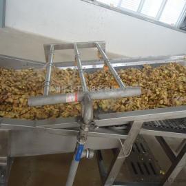姜片专用烘干机/网带式干燥机/脱水蔬菜干燥机
