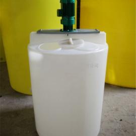 碱性化工搅拌桶设备厂家 立式调和反应罐规格