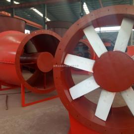 山东矿用风机K45-4-12矿山主扇风机 矿山通风机