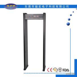 安护神JH-5遥控数码金属安检门车站专用