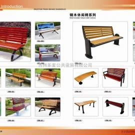 苏州户外公园座椅-苏州景观椅子-苏州景观长凳-苏州休闲长凳