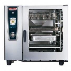 德国乐信蒸烤箱SCC102G 燃气10层蒸烤箱