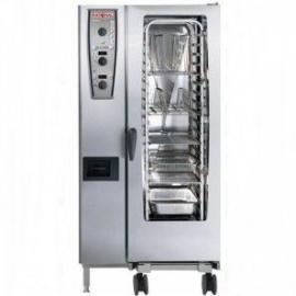Rational蒸烤箱CMP201G 手动版燃气20盘烤箱
