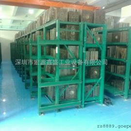 模具架每层抽屉承重1吨2吨3吨模具架仓储货架模具架厂家