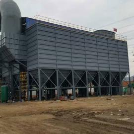 河北XLCM型长袋低压脉冲布袋除尘器-河北绿森