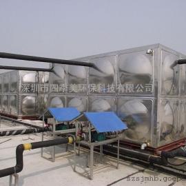 深圳不锈钢保温水箱||不锈钢保温水箱厂家/太阳能水箱制作